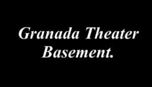Granada Theater Basement image