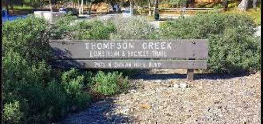 Thompson Creek Trail image